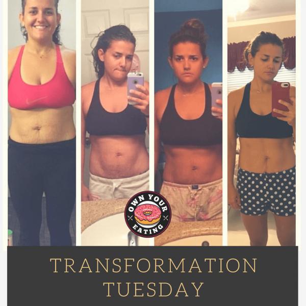 Transformation Tuesday – Jess Pawlik