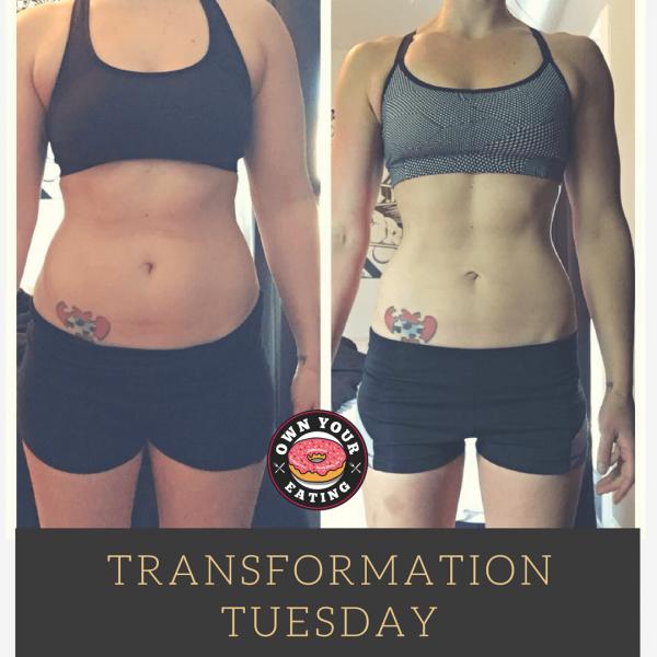 Transformation Tuesday – Susan Marie