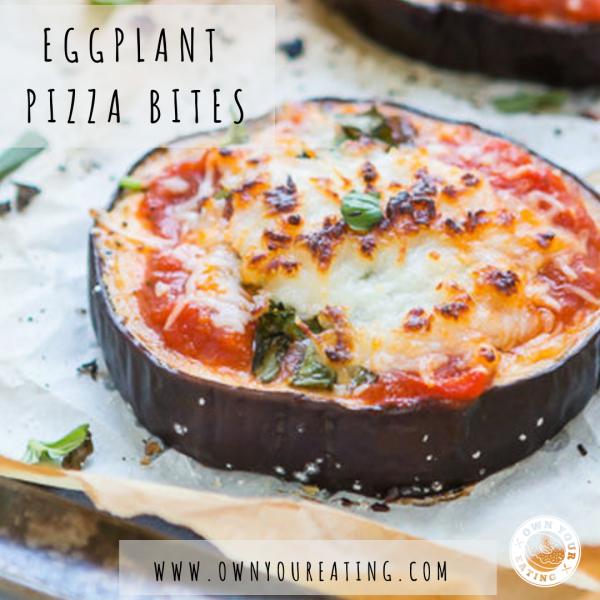 Eggplant Pizza Bites [Recipe]
