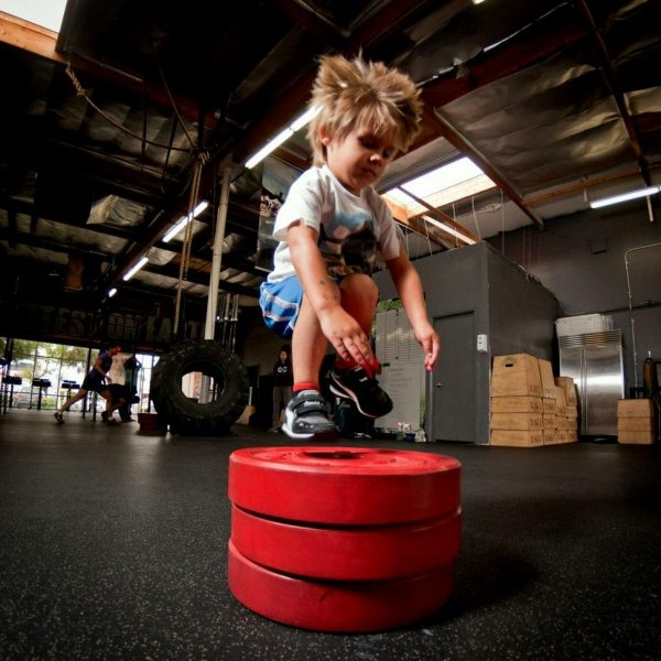 CrossFit Kids – Forging The Future of Fitness