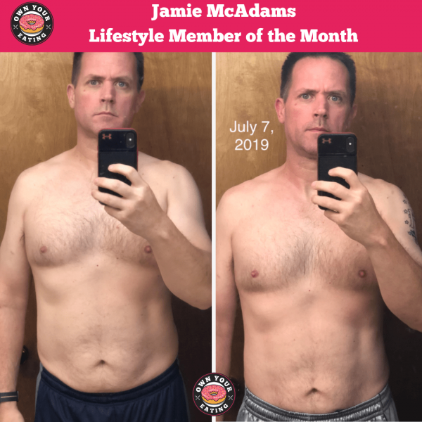 James McAdams – June Lifestyle Member of the Month