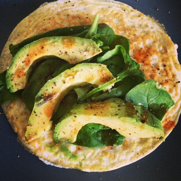 Egg White Wrap [Recipe]