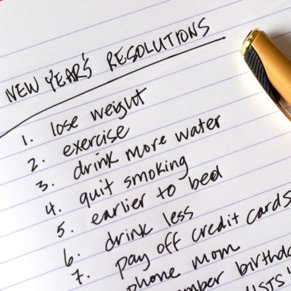 Real life resolutions – #shifthappens