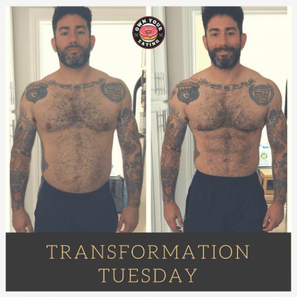 Transformation Tuesday – James Rodriguez
