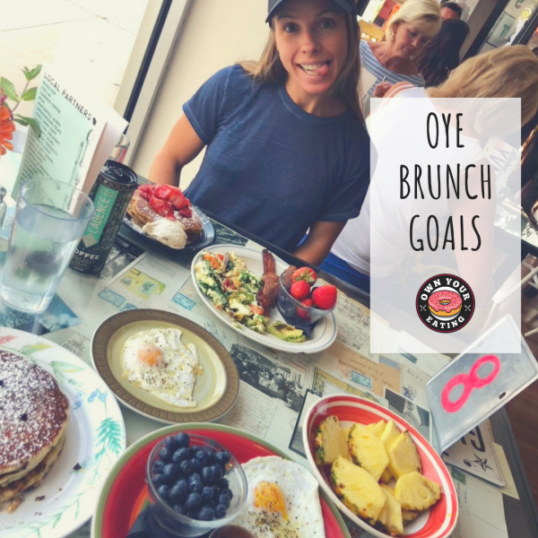 What Nutritionists Really Eat for Brunch