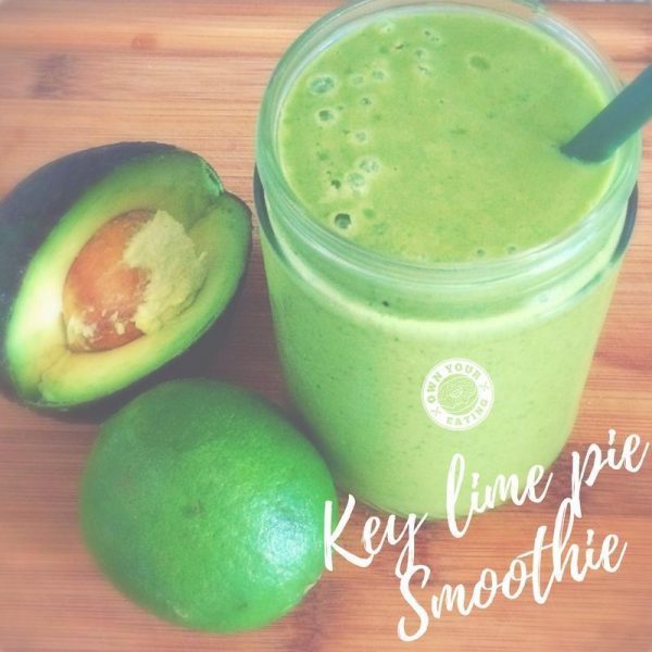 Key Lime Pie Smoothie [Recipe]