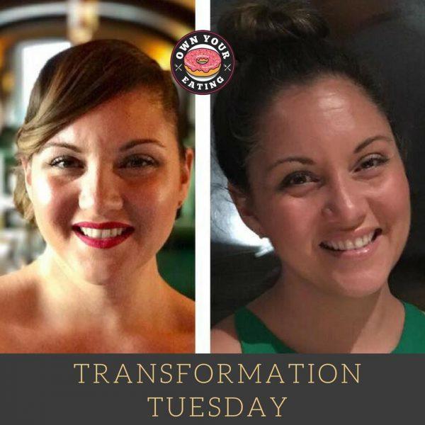 Transformation Tuesday – Jade Bowser