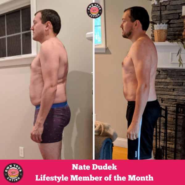 Nate Dudek – September Lifestyle Member of the Month