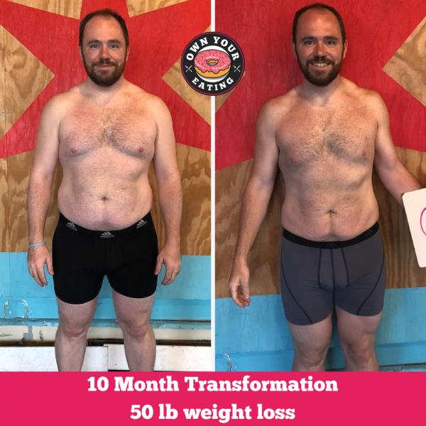 Noah LaPorte – Transformation