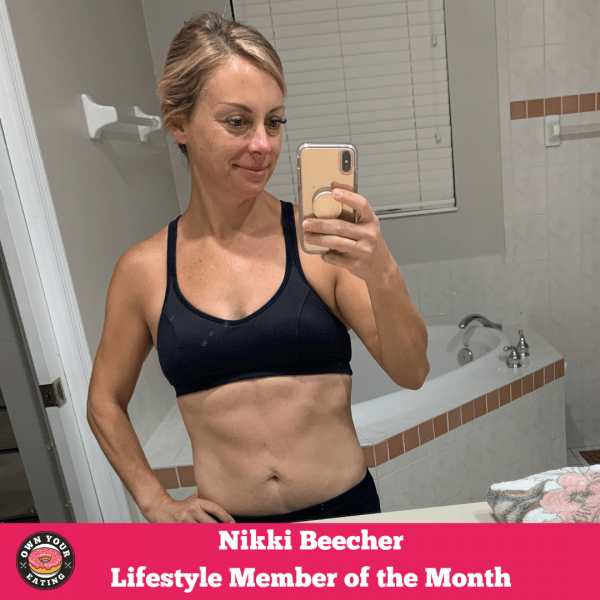 Nikki Beecher – April Lifestyle Member of the Month