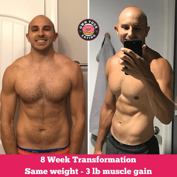 Adam Vanhooser – Transformation