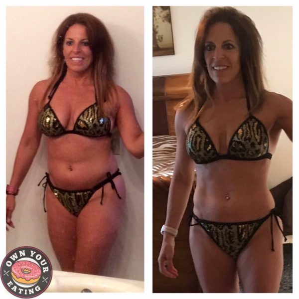 Transformation Tuesday – Becky Macar