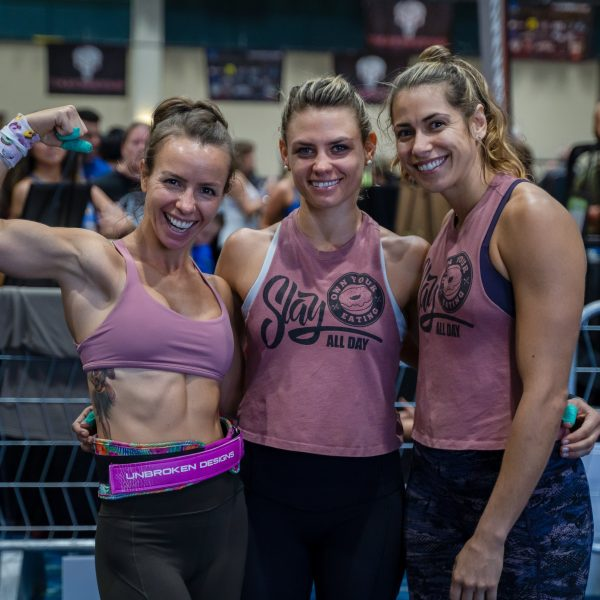 Competing in CrossFit – The Ins & Outs of Training, Nutrition & Mindset [Podcast EP 69]