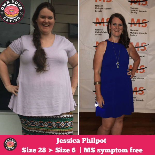 Overcoming MS with Sustainable Nutrition – Jessica Philpot