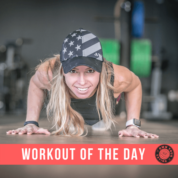 Workout of the Day   05.02.2018