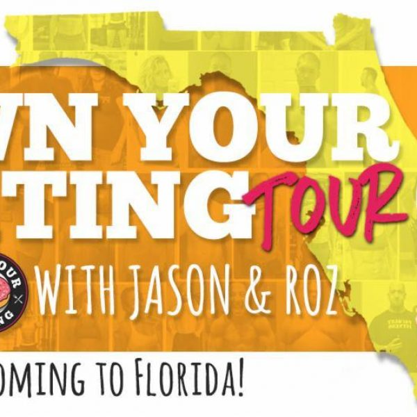 The Own Your Eating Tour is coming to Florida!