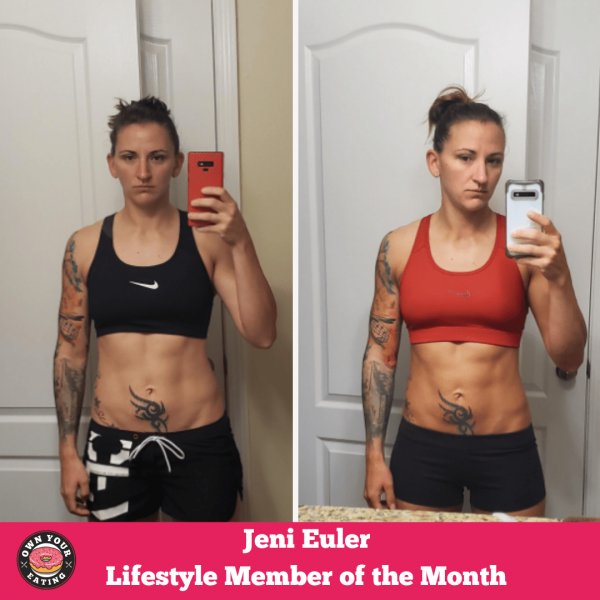 Jeni Euler – March Lifestyle Member of the Month