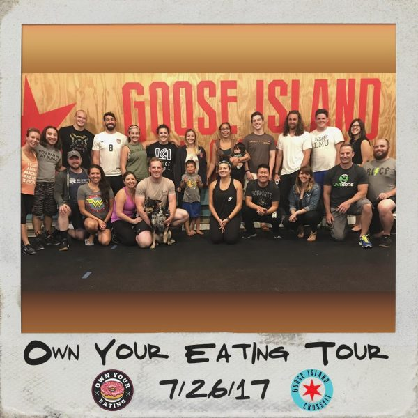 Workout of the Day – Goose Island CrossFit