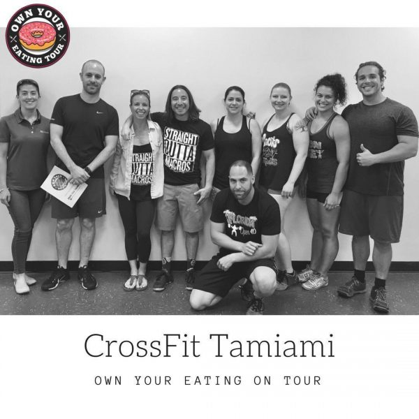 Own Your Eating On Tour – CrossFit Tamiami