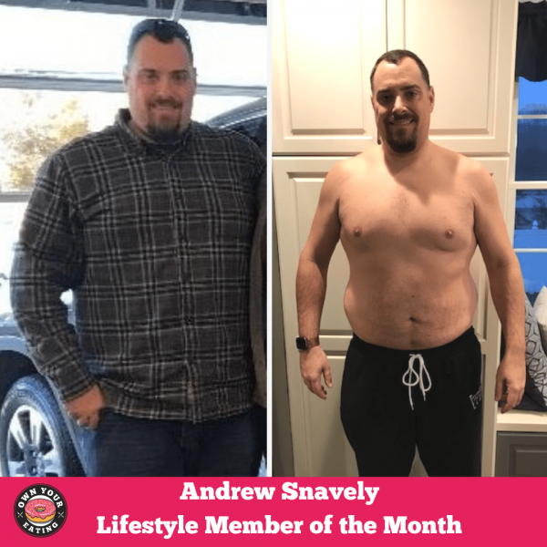 Andrew Snavely – January's Lifestyle Member of the Month
