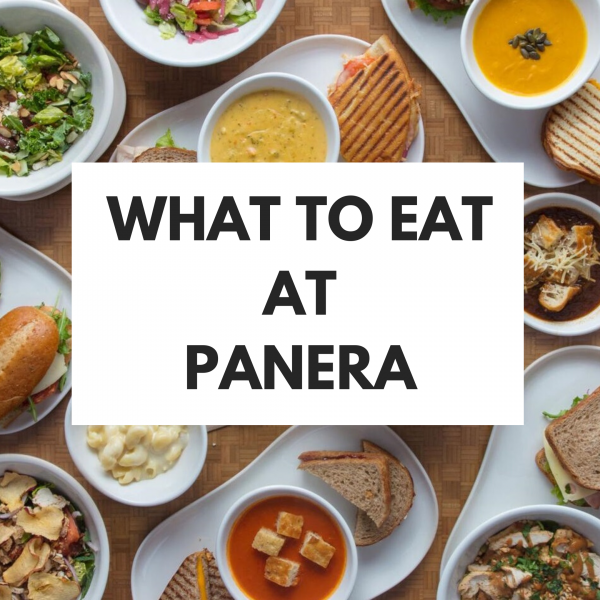 11 High Protein Picks at Panera