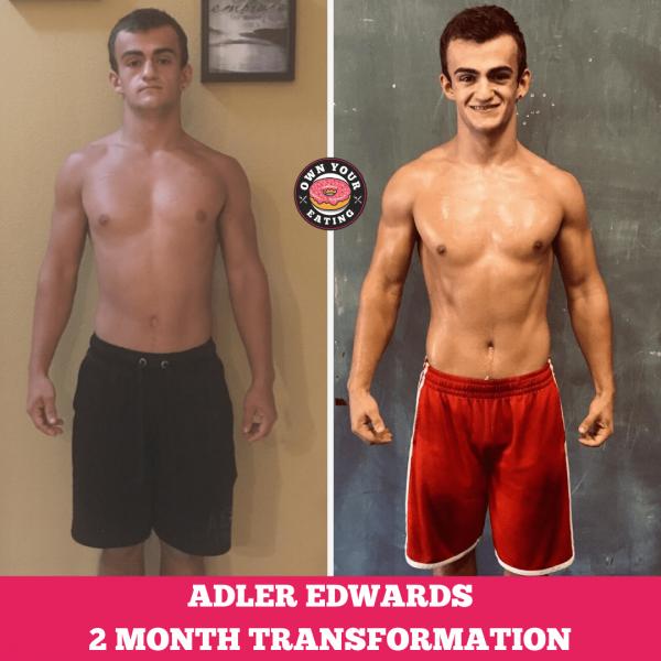 Adler Edwards – Transformation