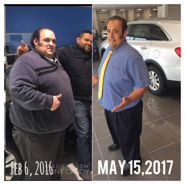 Jerry's Transformation – From rehab to the gym. How Jerry lost over 100lbs.