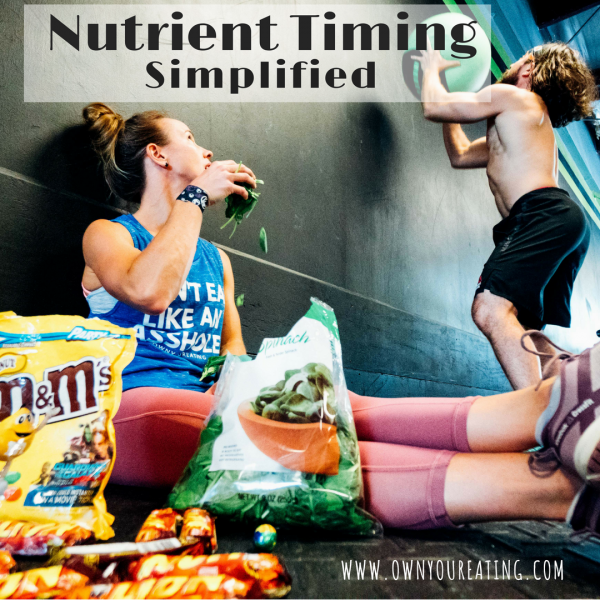 Nutrient Timing | Pre & Post Workout Nutrition Simplified