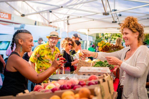 Nutrient dense kitchen - farmer's market